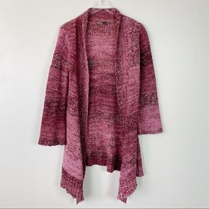 PRANA Long Open Front Drape Cardigan
